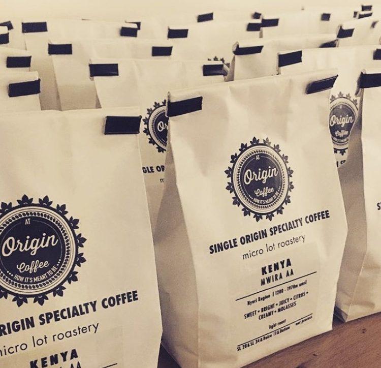 kargoya hazır kahve paketleri